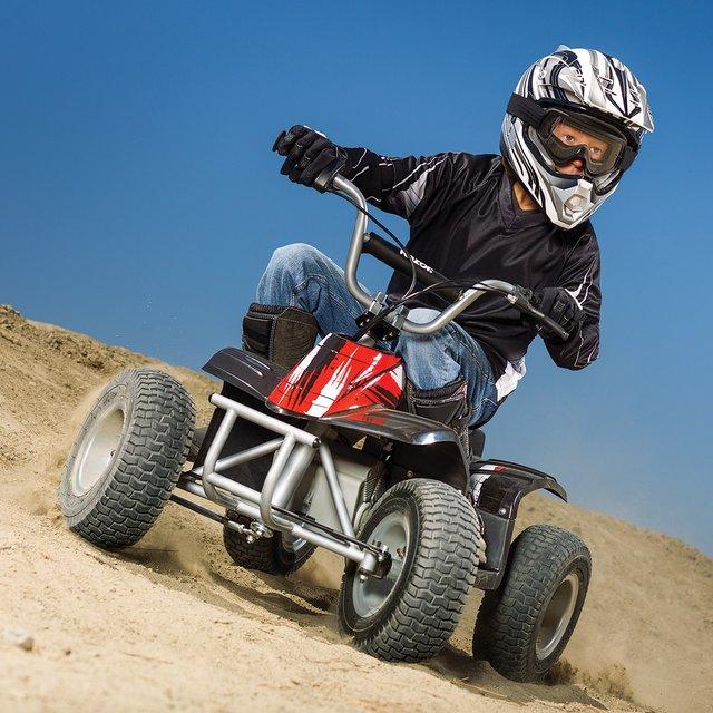 Razor Dirt Quad Electric Off-Road Vehicle