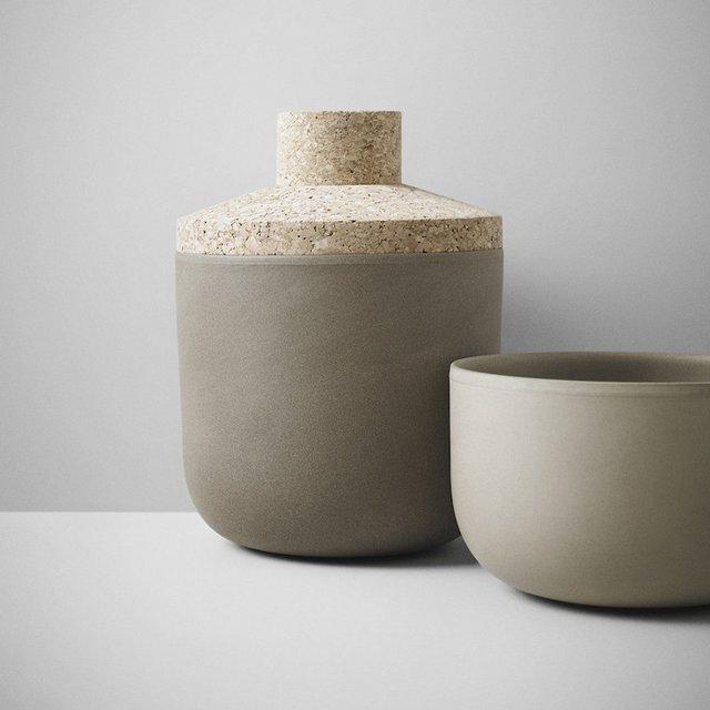Storage Stone Jars