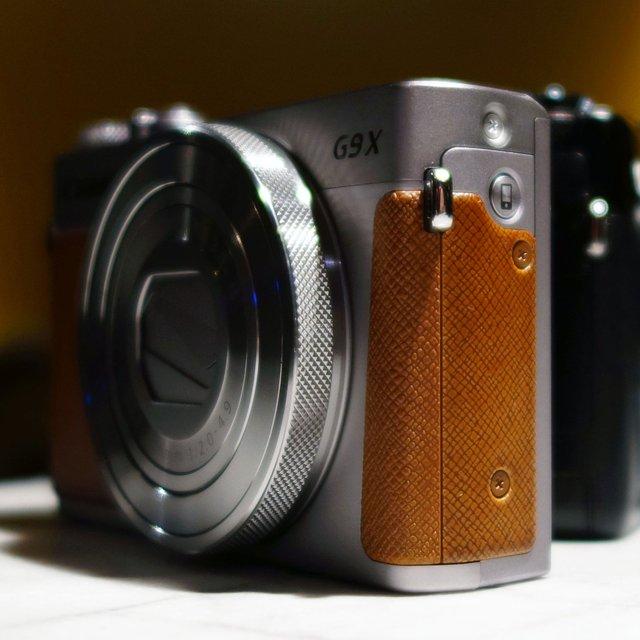 Canon PowerShot G9 X 20.2-Megapixel Digital Camera