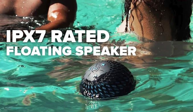 Cannonball Audio – 360° IPX-7 Floating Speaker