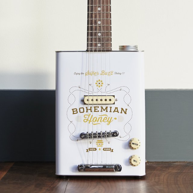 Boho Honey Electric Guitar by Bohemian Guitars