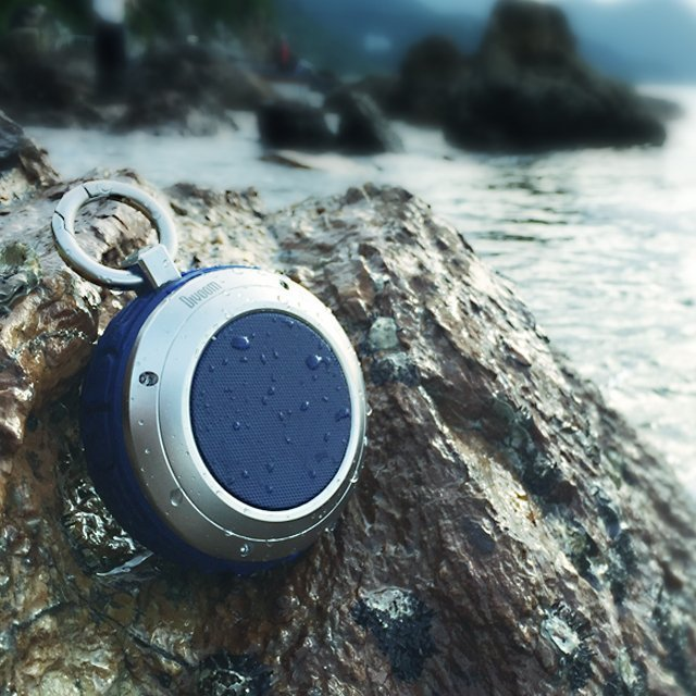 Voombox Rugged Travel Speaker by Divoom
