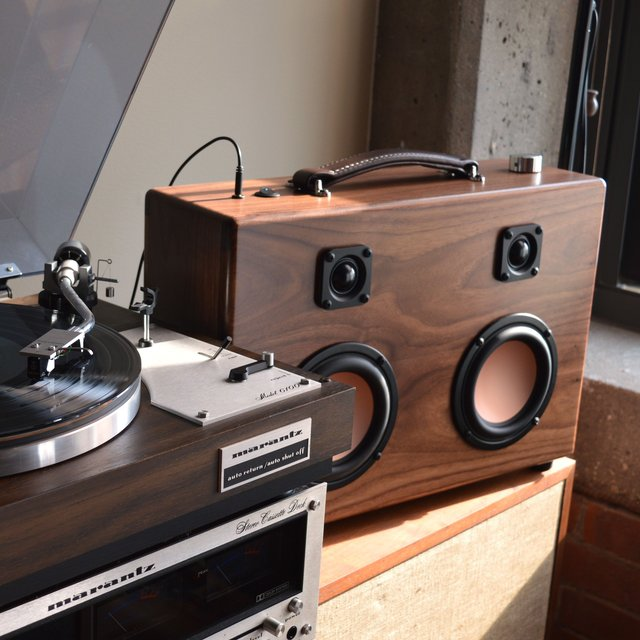 The Modern Boombox by HiFi Case