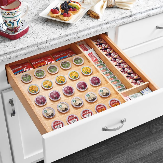 K-Cup Custom Drawer Inser