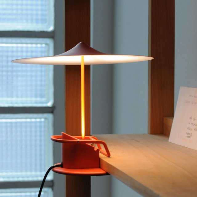 ILE W153 Clamp Lamp by Wastberg