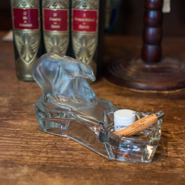 Polar Bear Ashtray