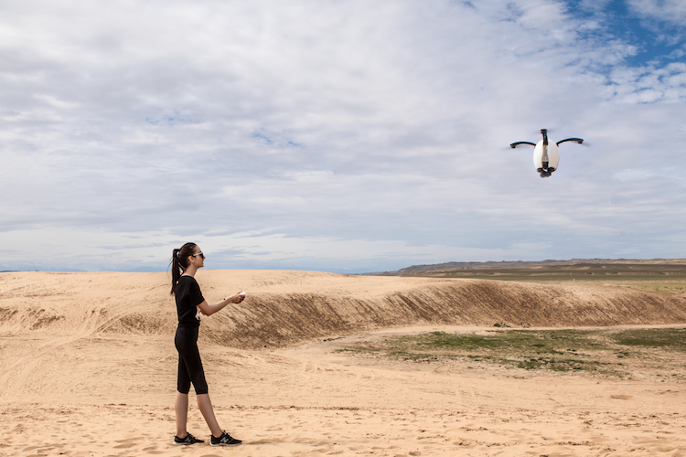 PowerEgg Camera Drone