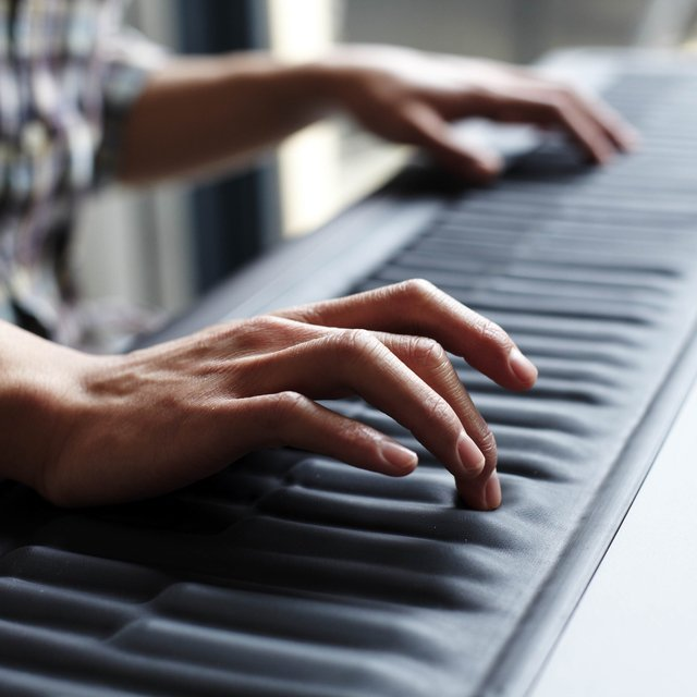 Pitch Bending Seaboard Digital Keyboard by ROLI