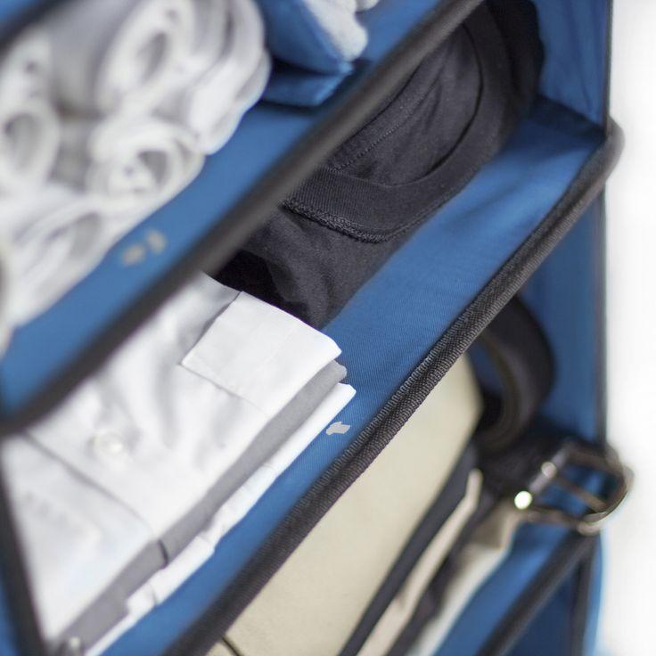 Riser Shelving Luggage Insert