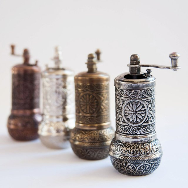 Turkish Traditional Spice Grinder