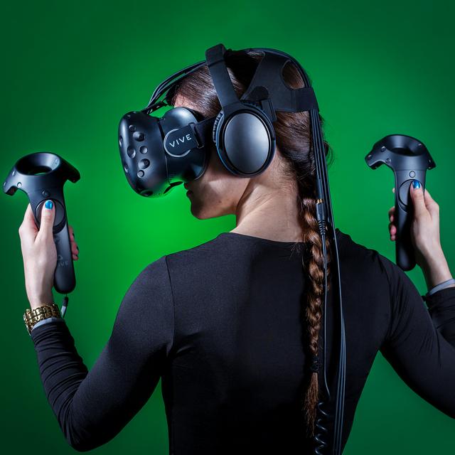 HTC Vive VR Headset