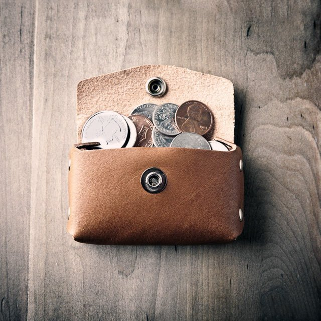 Coin Purse by Mr. Lentz