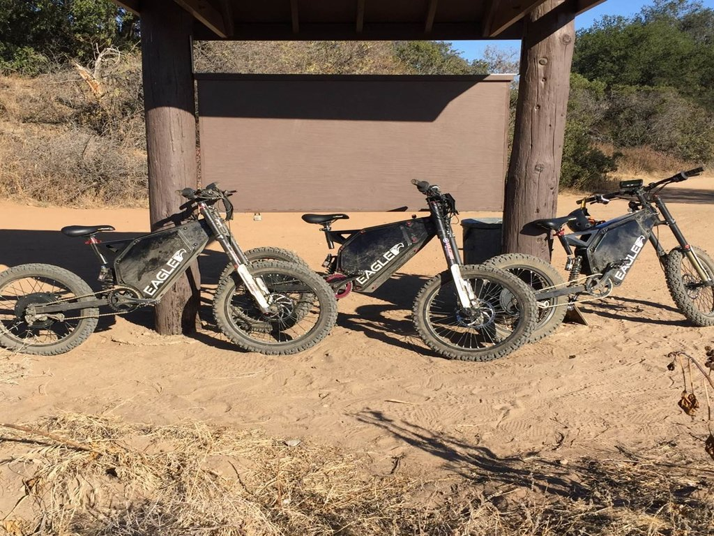 The Eagle By CAB Motorworks – The Ultimate Electric Bike