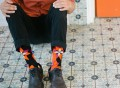 Radical Crew Socks by Strollegant