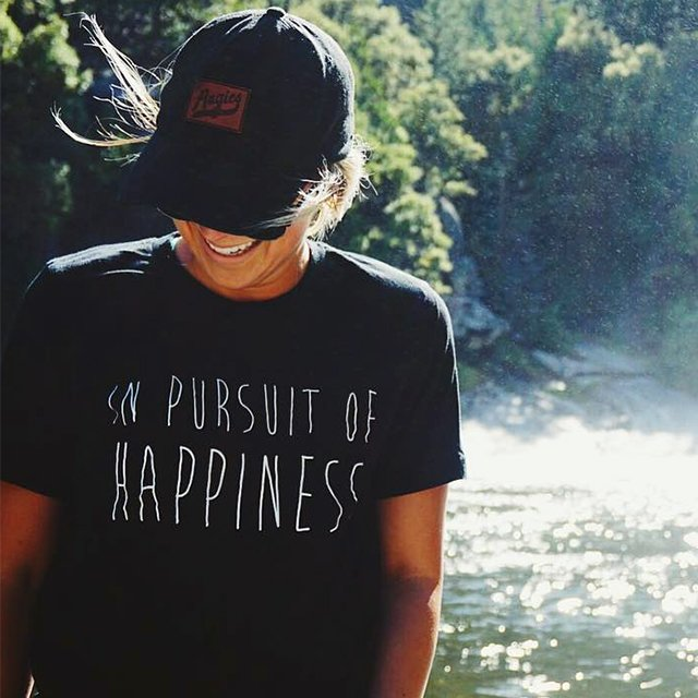 In Pursuit Of Happiness T-Shirt