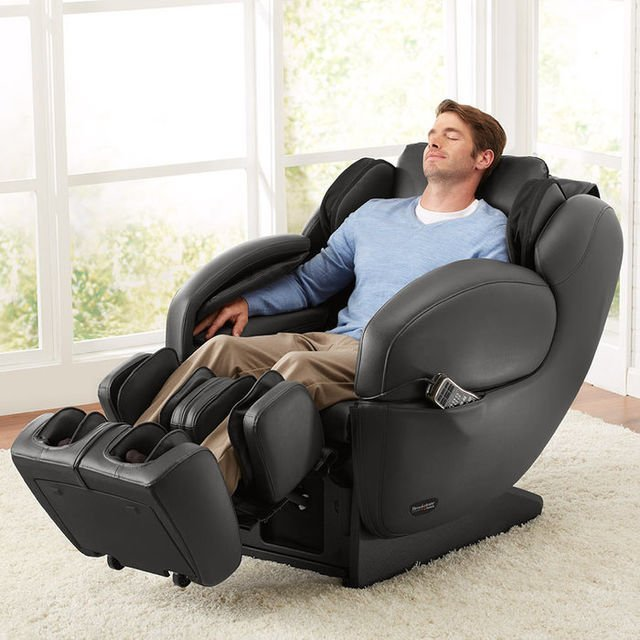 Brookstone Signature Massage Chair