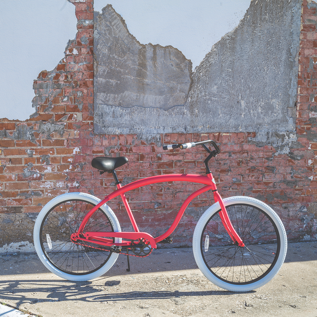 Cancun Cruiser Bike by Villy Custom
