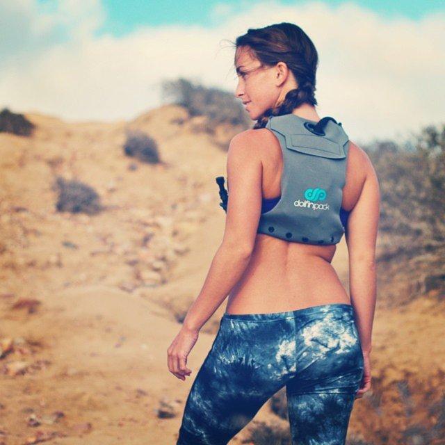 DolfinPack Lightweight Extreme Sports Hydration Pack
