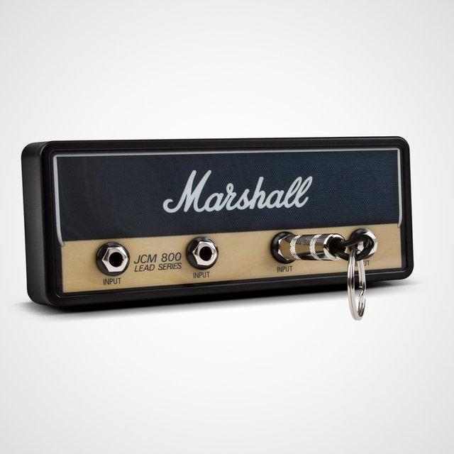 Marshall Wall Mountable Guitar Amp Key Rack