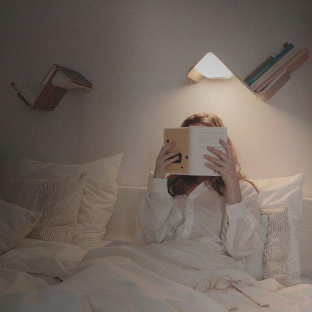 Lililite Book Shelf Sensor Light