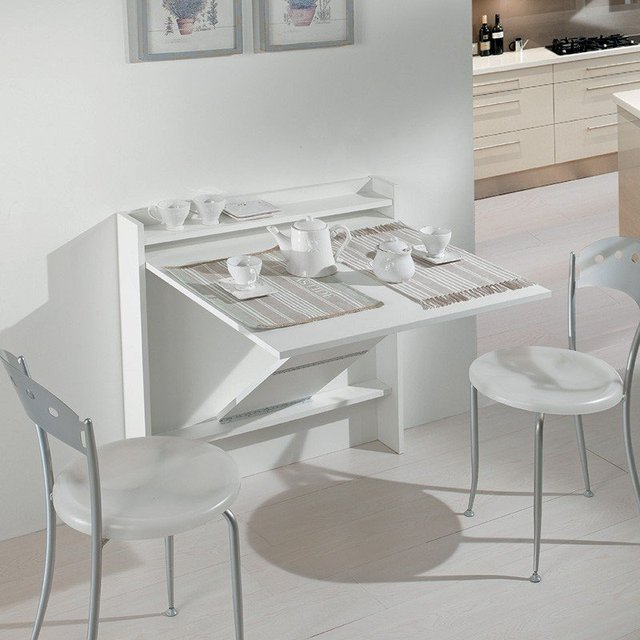 Living Console Folding Table