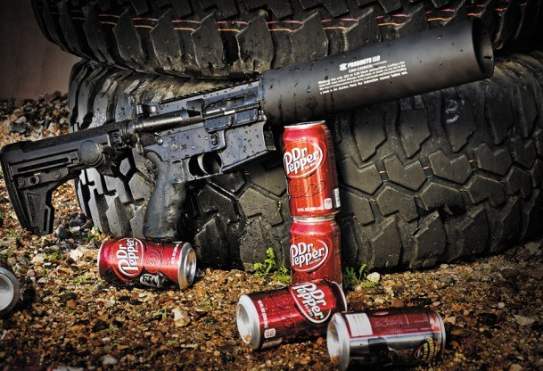 Can Cannon Soda Can Launcher