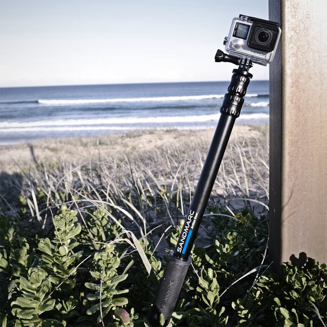 Black Edition Telescoping Pole for GoPro 17-40″