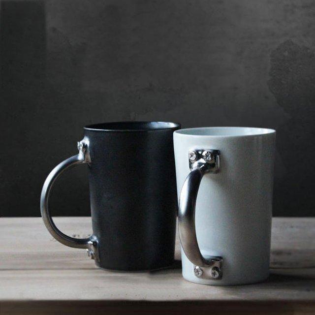 Doorknob Ceramic Mug