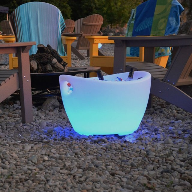 Maui LED Ice Chest with Handles