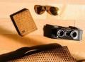 Lino Golden Oak VT Leather Hip Wallet