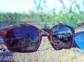 Reykjavik Whisky Tortoise Sunglasses by Maho