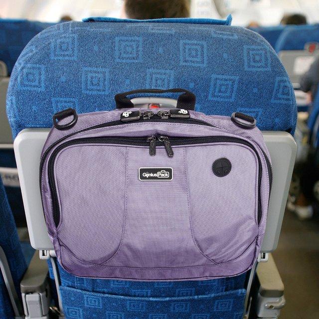 High Altitude Flight Bag