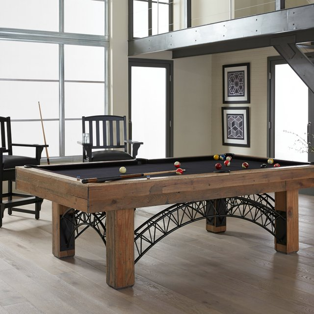The Gateway Pool Table by American Heritage Billiards
