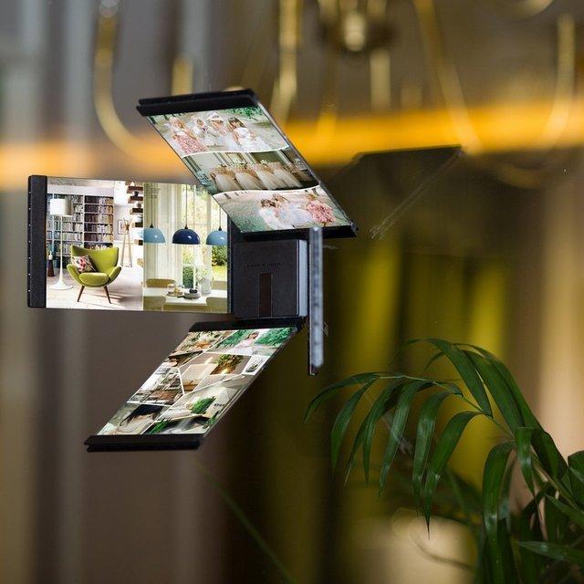 DIY Photo Frame Magic Home Decor