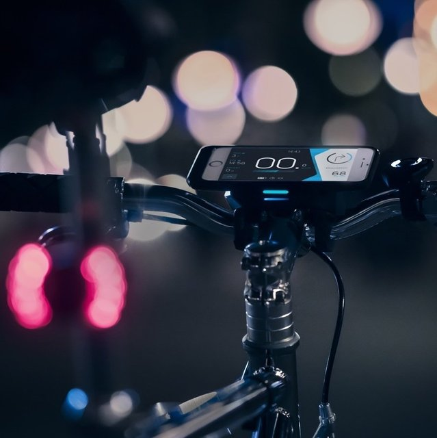 COBI Smart Biking System for iPhone