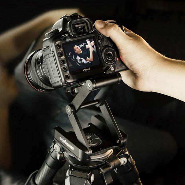 FlexTILT Head 2 Pan & Tilt Camera Mount