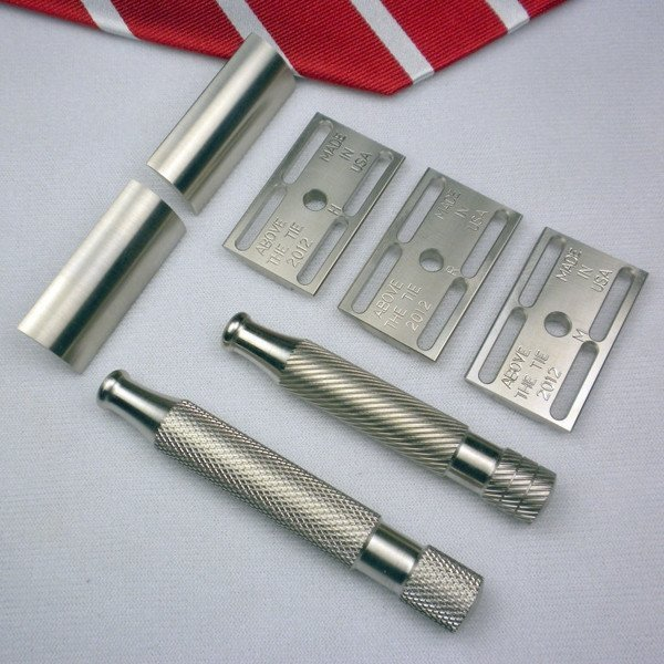 Above The Tie Stainless Steel 7 Piece Set