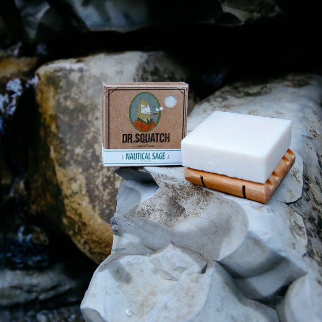 Nautical Sage Scrub Bar