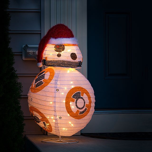 Star Wars BB-8 Lighted Lawn Ornament