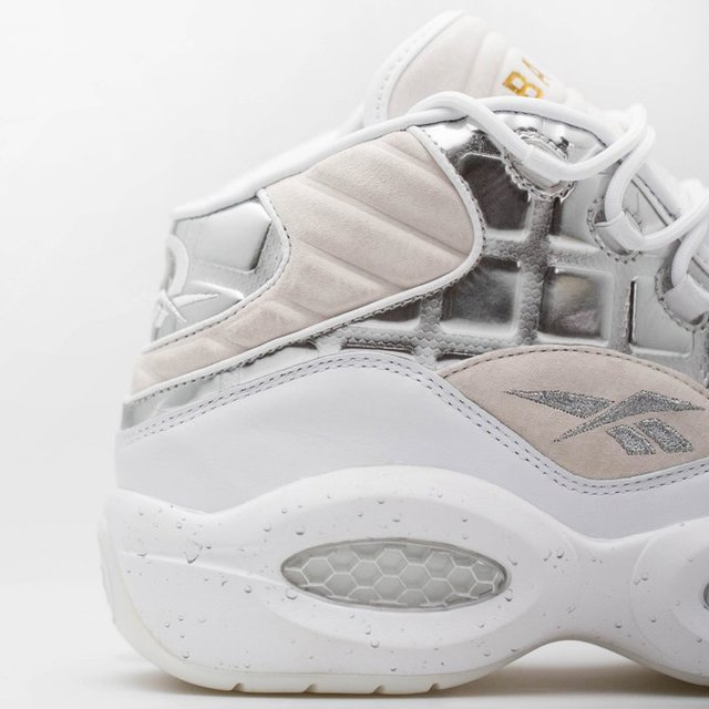 Reebok Question Mid Bait Ice Cold