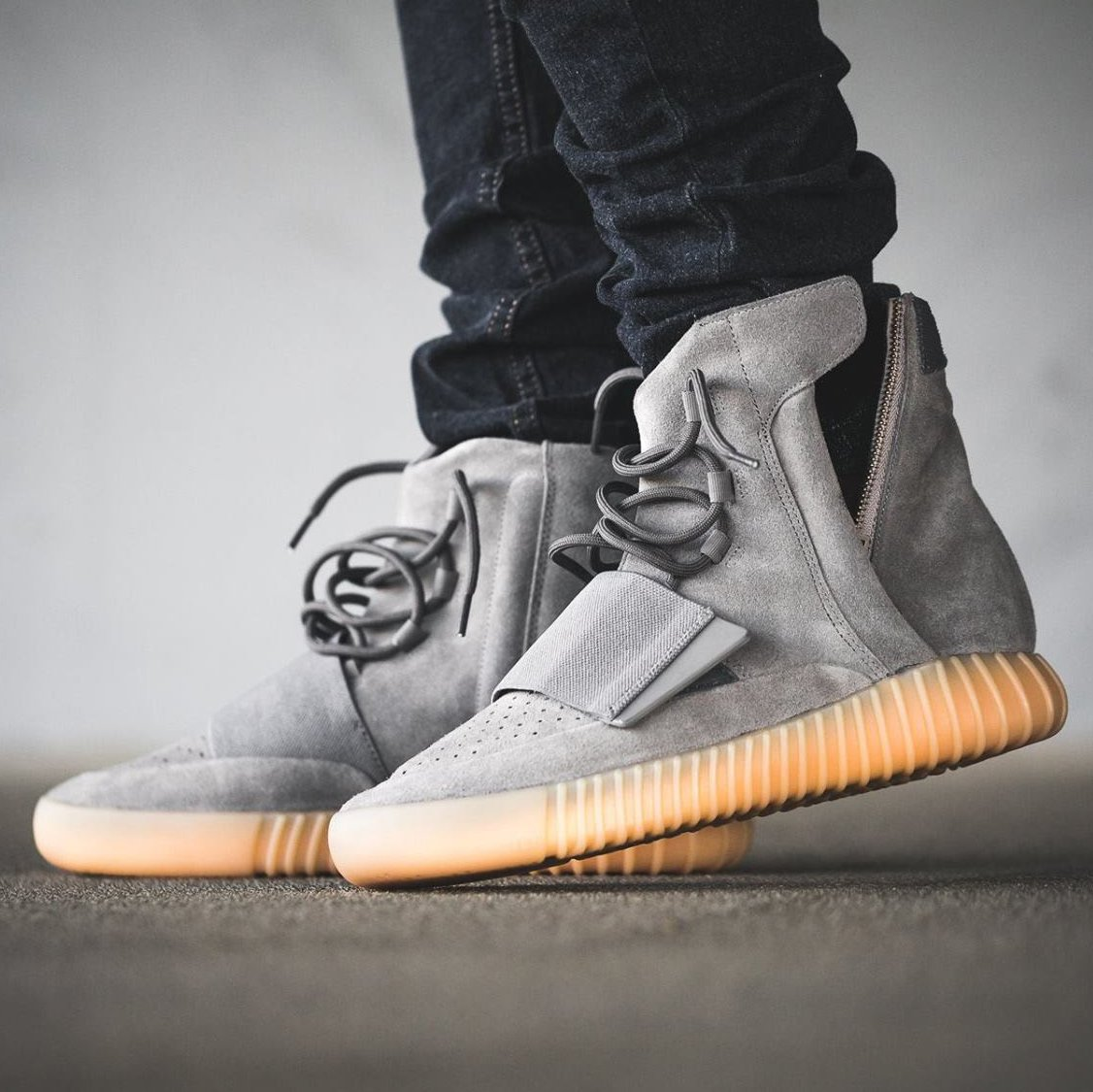 the best attitude 0115a 5a2db Adidas Yeezy Boost 750 Gum » Petagadget