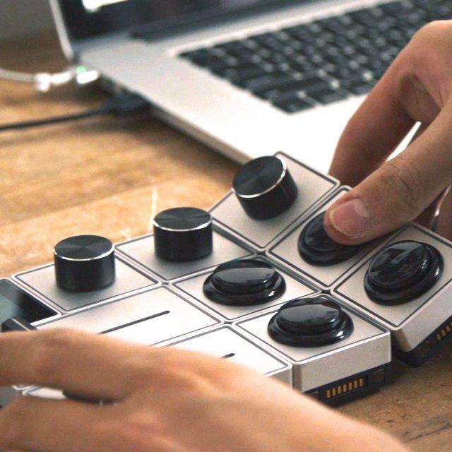 Palette Freeform Control Interface