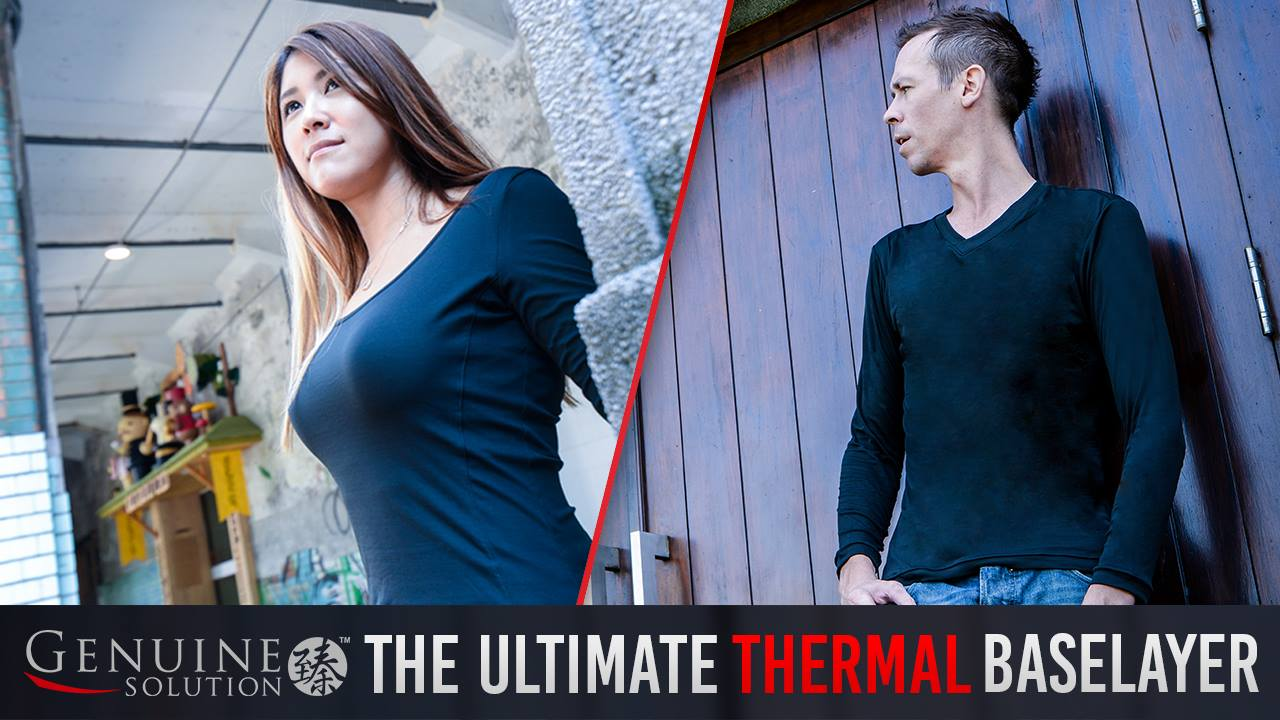 The Ultimate Thermal Baselayer – Ultra Light & Sustainable