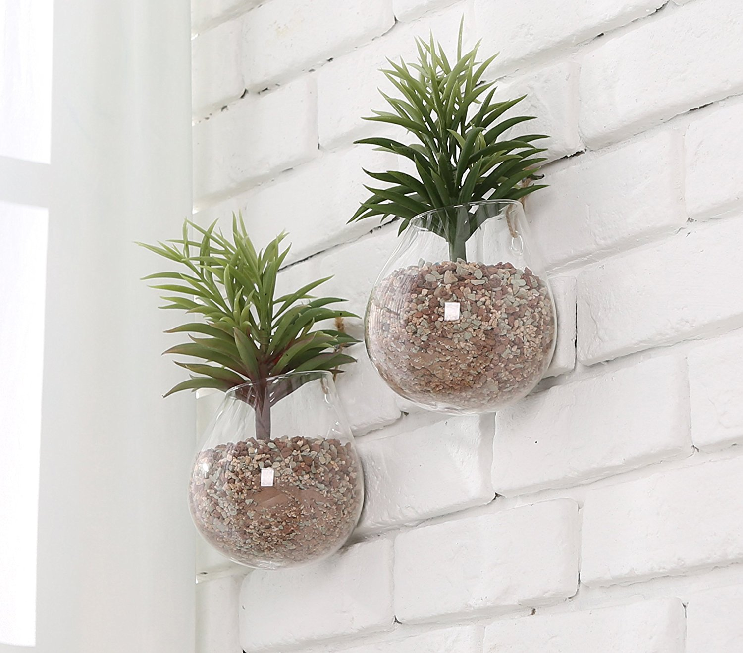 Wall Mounted Hanging Planter