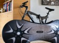Silverbird Indoor Bike Cover by Velosock
