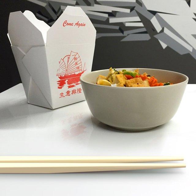 Cantilever No-Mess Chopsticks