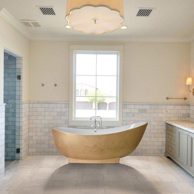 Saikallys PureGold 100 Bathtub
