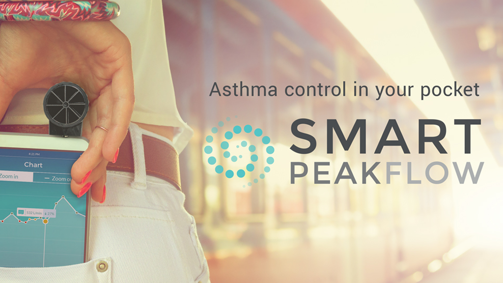 Smart Peak Flow™: Asthma control in your pocket