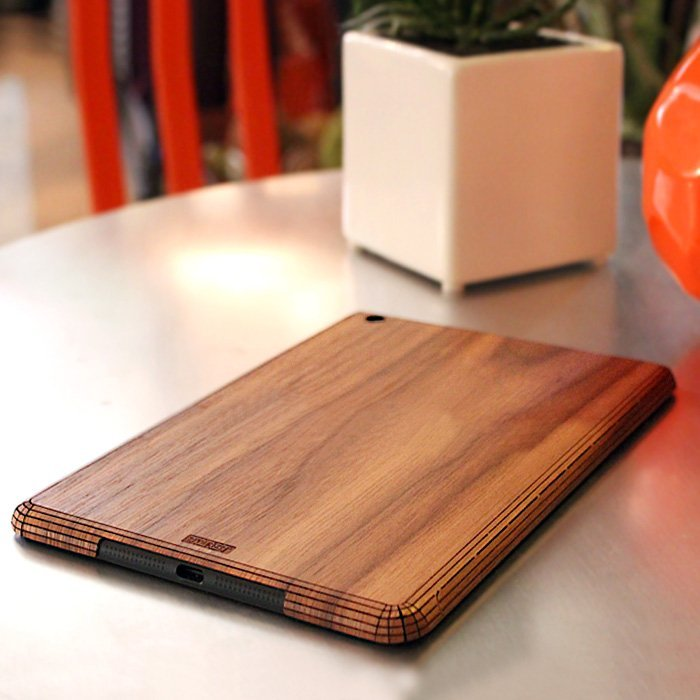 Real Wood iPad Cover by TOAST