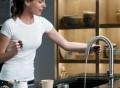 Sensate Touchless Kitchen Faucet